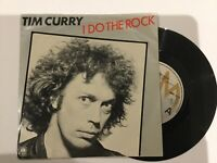 "Tim Curry: I Do The Rock / Hide This face: Rare PS; 7""Single: Free UK Post"