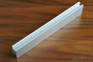 """Reproduction CSS Nelson Herman Miller Support Bar Silver 12.75"""""""