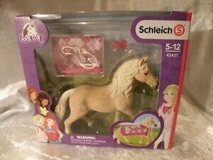 Schleich 42441-Horse Club-Hannahs Western-reitset