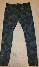 NIKE Leg-A-See Women's Leggings Pants Size Large CAMO Authentic Nike NWT