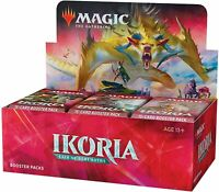 MTG Magic: The Gathering Ikoria: Lair of Behemoths Booster Box | 36 Packs (540 C