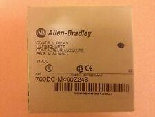 ALLEN BRADLEY 700DC-M400Z24S 24V CONTROL RELAY  700DCM400Z24S
