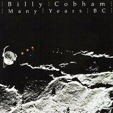 Many Years B.C. by Billy Cobham (CD, Oct-2001, 2 Discs, Recall (UK))