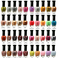 Lot of 6 kleancolor nail polish  -