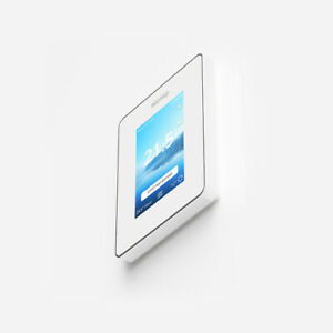 Warmup 6ie WIFI Touchscreen Thermostat Bright Porcelain