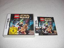 Lego Star Wars die komplette Saga Nintendo DS Spiel mit OVP und Anleitung