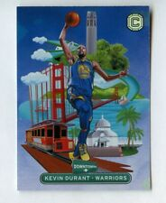 2018-19 Cornerstones Basketball Kevin Durant WARRIORS # 4 Downtown