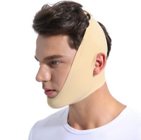Face V-Line Slim Cheek Slimming Strap Up Lift Belt Chin Anti-Aging Band Mask