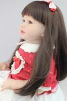 28'' Alive Handmade Arianna Baby Realistic Bebe Reborn Doll Toddler Kid Toy Gift