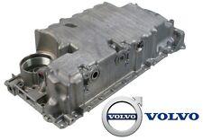 For Volvo C70 S70 S60 XC70 XC90 Oil Pan w/o Oil Level Sensor Genuine 30777698