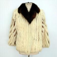 5c2470bcfaa683 Cappotti e giacche da donna multicolore senza marca in pelliccia ...