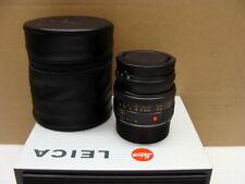 """Leica 11826 - Leica Summicron M 1:2/50mm E39 6-bit """"Lens 1a Zustand"""" - TOP!"""
