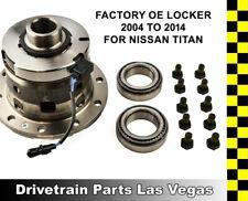 OE Dana E Locker for Nissan Titan 2004-14 Rear 32 Spline 2006637 NM226 w Kit