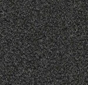 NEW FORBO TESSERA TEVIOT CARPET TILES COLOUR 351 JET (9027780)