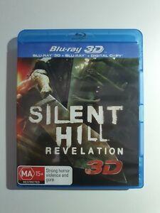 Silent Hill Revelation 3D Blu-Ray Region B
