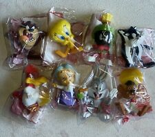 Looney Tunes Toys Set Of 8 McDonald's Happymeal toys