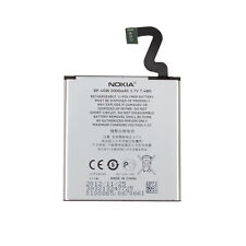 100% ORIGINAL BATTERY BATERIA NOKIA BATTERIE ORIGINE BP-4GW NOKIA Pour LUMIA 920