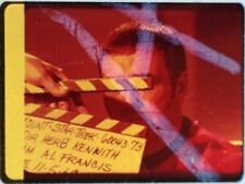 Star Trek TOS 35mm Film Clip Slide Lights of Zetar Clapper Board Scotty 3.18.28