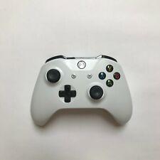 Microsoft Xbox One Controller Gamepad PC white good condition