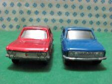 Lotto 2 - Vintage - FIAT 130 e FIAT 132 GLS  - 1/43 Mercury Art.26 e 313