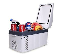 Portable mini fridge DC 12/24V 20L car Refrigerator for Car and Home 220V