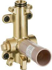 AXOR 10971181 Starck Shower Module Rough-In Valve, Small, Brass