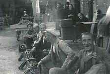 ÎLE DE CRÈTE c. 1935 - Cireurs de Bottes à Candie   Grèce - DIV 6599