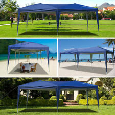 Outdoor tent Canopy Party Event Tent Waterproof Wedding Patio Gazebo10X10/20 Ft
