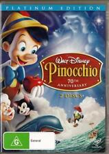 DISNEY,   Pinocchio,  2-Disc Platinum Edition  - DVD,