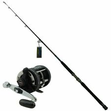 Saltwater Offshore Boat Combo (Shimano Charter Special Ugly Stik OH661M)