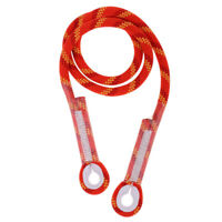 2Pcs Polyester Friction Saver Rope Loop Protector Equipment Rappel Ring 90cm
