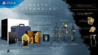 Death Stranding Collectors Edition Merchandising Figur Unvollständig ohne Spiel
