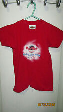 Baby Toddler 18M Hard Rock Cafe Salt Lake City American Flag 4th of July Onesie