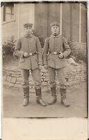 Foto AK Junge Soldaten - 1910er