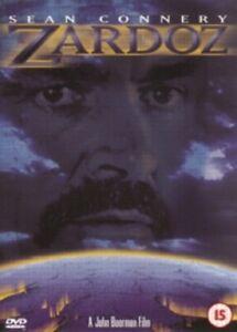 Zardoz (Sean Connery, Charlotte Rampling, Sara Kestelman) New Region 4 DVD