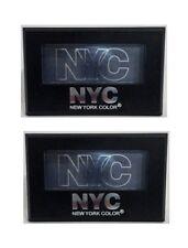 LOT OF 2 - N.Y.C. / NYC City Mono Eyeshadow #915 Broadway Look