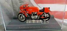 DEAGOSTINI IXO - LAVERDA SFC 750 1971 COBBLED PLINTH DIECAST MOTORCYCLE  1/24