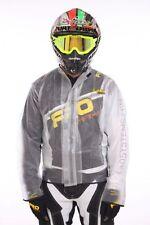 BUY 1 GET 1 FREE FRO Systems Rain Jacket - Waterproof, Mud,Motocross, INK MARKED