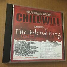 DJ Chill Will FTE Blend King #1 Harlem NYC Hip Hop Blends Mixtape Mix CD