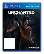 Uncharted The Lost Legacy Sony PlayStation 4 Brand New Instant download