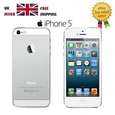 Unlocked Apple iPhone 5 16GB White Smartphone White Sim Free UK