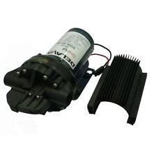 Delavan 5825A-101-HS Diaphragm Pump 12 V, 60 PSI, 2.5 GPM W/Heat Sink