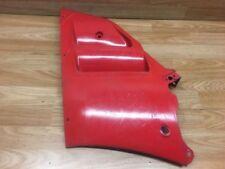 Carenados y carrocería rojos para motos Suzuki