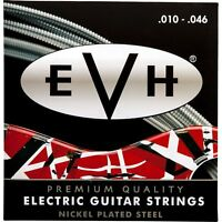 Fender EVH 1046 Eddie Van Halen Premium Electric Guitar Strings (10-46)