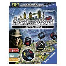 RAVENSBURGER 26010 - Würfelspiel - Scotland Yard