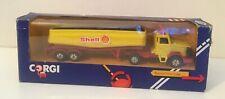 Corgi 1141 - Scammel Petrol Tanker - Shell - Die-Cast Metal Model Lorry