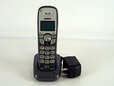 Uniden DCX150 Expansion Cordless DECT1588 Phones REPLACEMENT Handset Cord Cradle
