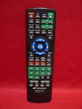 SANSUI SAN0712 DVD RECORDER REMOTE CONTROL WORKING WELL