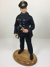 1/6 DRAGON GERMAN KRIEGSMARINE U BOAT WARRANT OFFICER MP-28+STAND DID BBI WW2