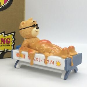 ☀️'BAD TASTE BEARS' COLLECTABLE BEAR FIGURINE 'TANYA' BOXED!